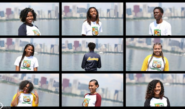 Summer 16 FLA Ambassadors Tile